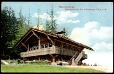 Riesengebirge. Schweizerei auf dem Falkenberge, 515 m ü. M. [Dokument ikonograficzny]